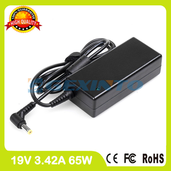19 v 3.42a 65 w laptop şarj ac adaptör acer aspire as3410 için ap.06501.003 as3810t as3810tg as3810tz as3810tzg as3820t as3820tg