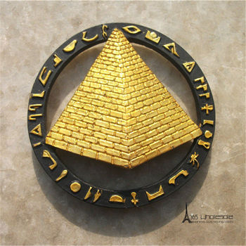 Tourist Souvenir Fridge Magnets Egypt Pyramid Pharaoh Figures toys car home office decoration party favor gift