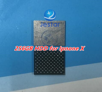256 GB Nand flash bellek IC Harddisk HDD için iPhone X